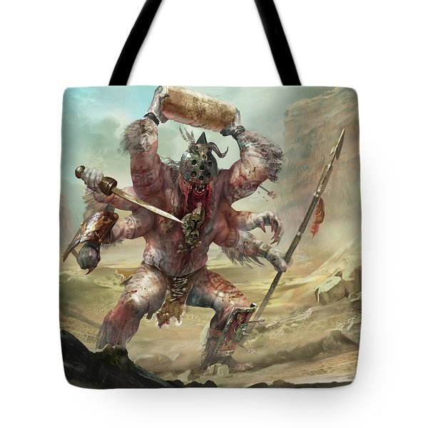 Gegenees Giant Tote Bag