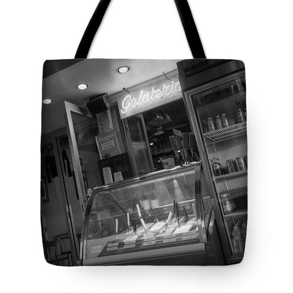 Gelateria Tote Bag