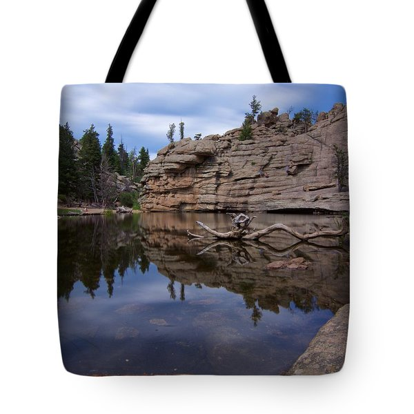 Gem Lake Tote Bag