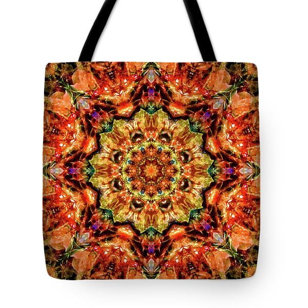 Gem Pattern Tote Bag