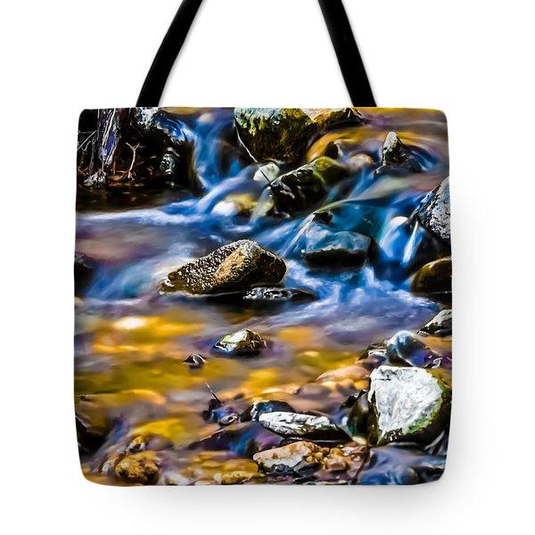 Gem Stream Tote Bag by Wayne King