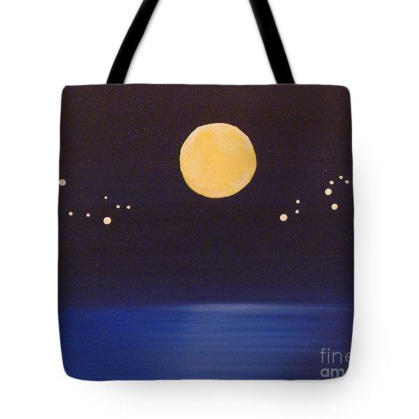 Gemini And Leo Tote Bag