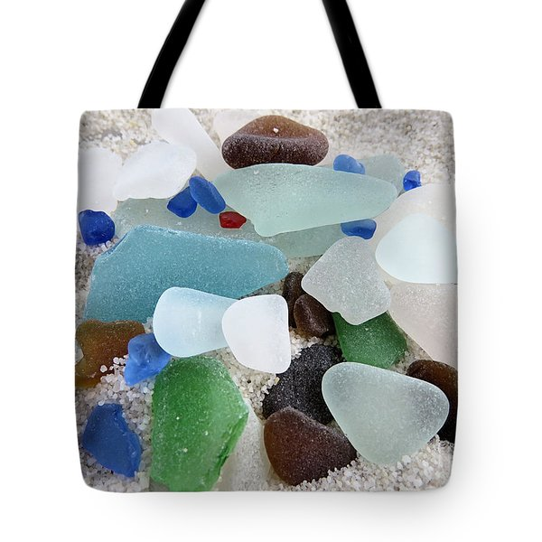 Gems From The Sea Tote Bag