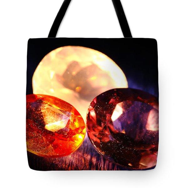 Gems Tote Bag by Gaspar Avila
