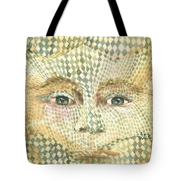 Gender Jester  Tote Bag