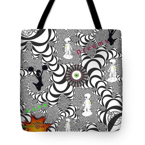 Gene Dreams Tote Bag