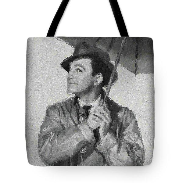 Gene Kelly, Legend Tote Bag