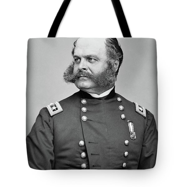 General Burnside - Civil War Tote Bag