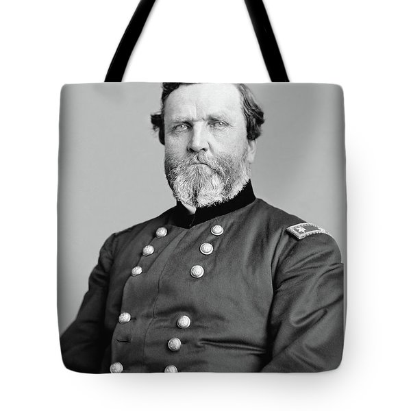 General George Thomas Tote Bag by War Is Hell Store