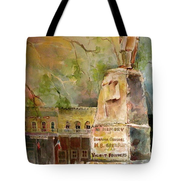 General Granbury Tote Bag