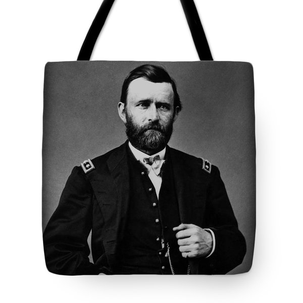 General Grant During The Civil War Tote Bag by War Is Hell Store