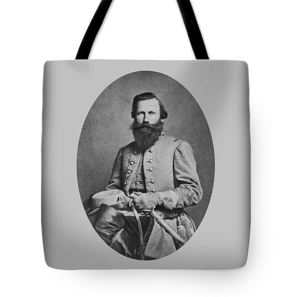 General J.e.b. Stuart - Confederate Army General Tote Bag