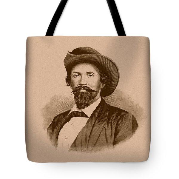 General John Hunt Morgan Tote Bag