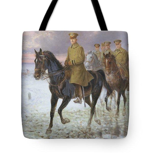 General John J Pershing  Tote Bag