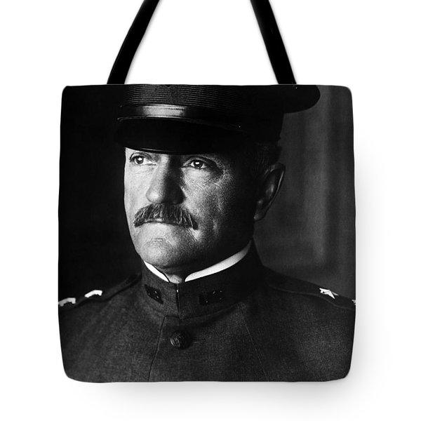 General John Pershing Portrait Tote Bag