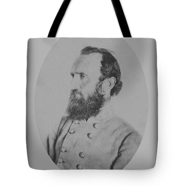 General Thomas Stonewall Jackson - Two Tote Bag