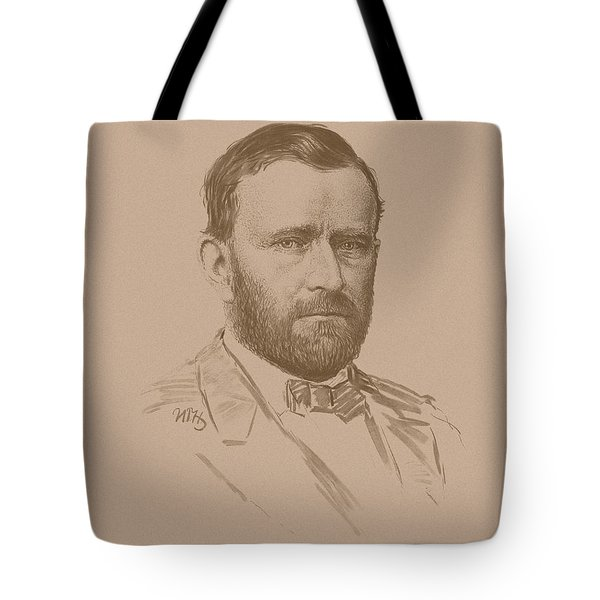 General Ulysses S Grant Tote Bag