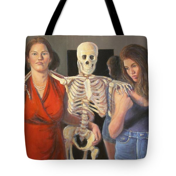 Generations #2 Tote Bag by Donelli  DiMaria