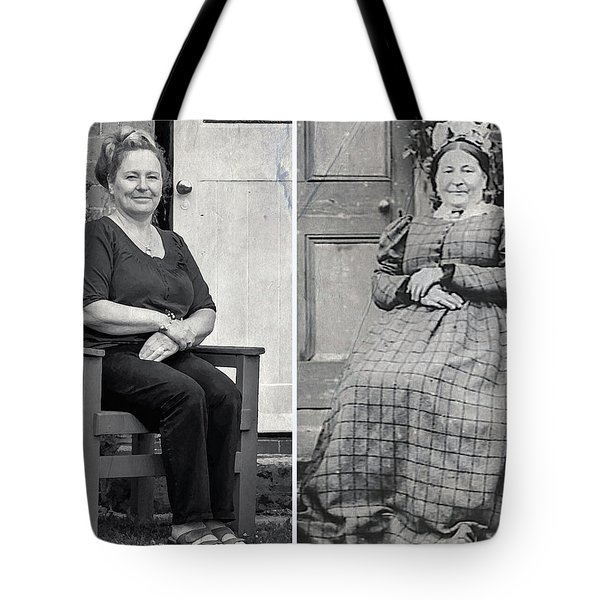 Generations Tote Bag by Keith Armstrong