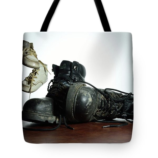 Tote Bag featuring the photograph Generations by Mark Fuller