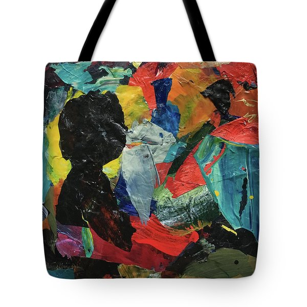 Generations Tote Bag by Mary Sullivan