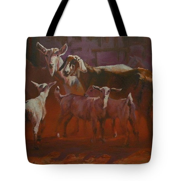 Generations Tote Bag by Mia DeLode