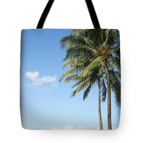 Generic Palm Tree Tote Bag by Brandon Tabiolo - Printscapes