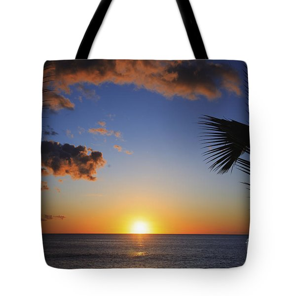 Generic Sunset Tote Bag by Brandon Tabiolo - Printscapes