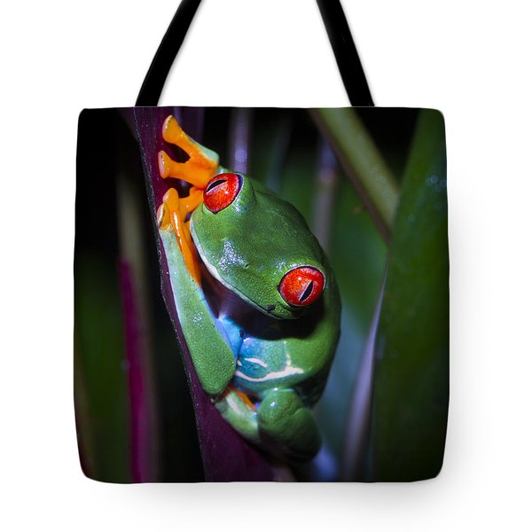 Tote Bag featuring the photograph Generously Green by Windy Corduroy