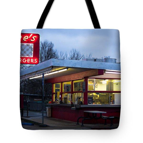 Gene's Drive In Tote Bag