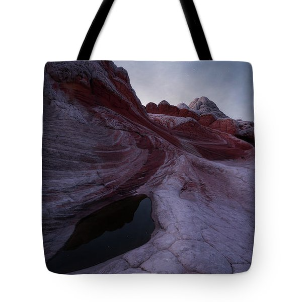 Tote Bag featuring the photograph Genesis  by Dustin LeFevre
