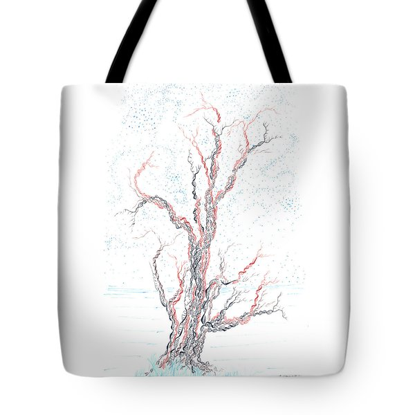 Genetic Branches Tote Bag