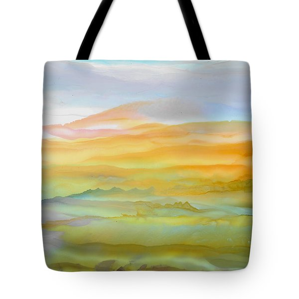 Gentle Ambiance Tote Bag