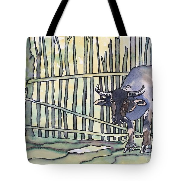 Gentle Beast Tote Bag