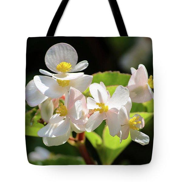 Gentle Bloom Tote Bag