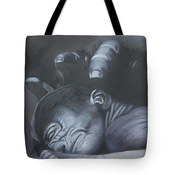 Gentle Caress Tote Bag