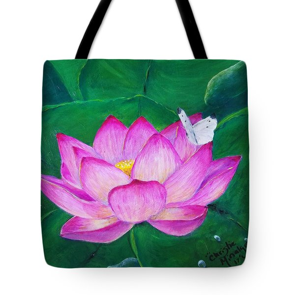 Gentle  Tote Bag