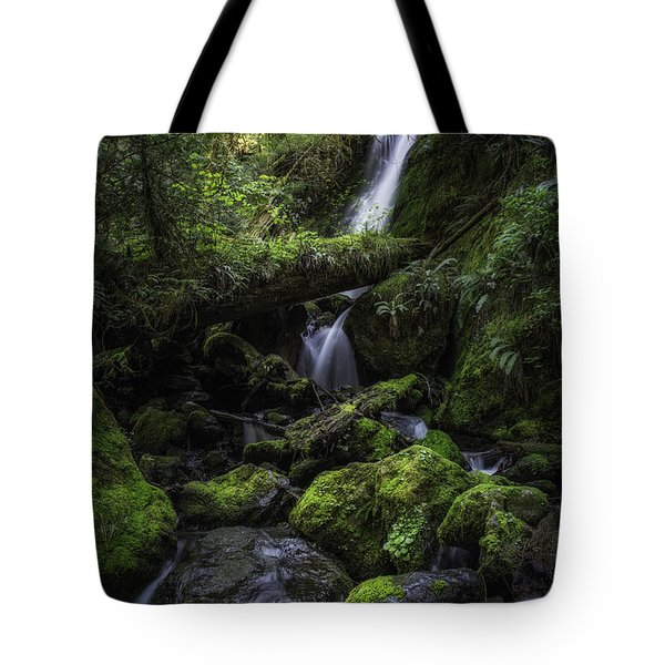 Gentle Cuts Tote Bag