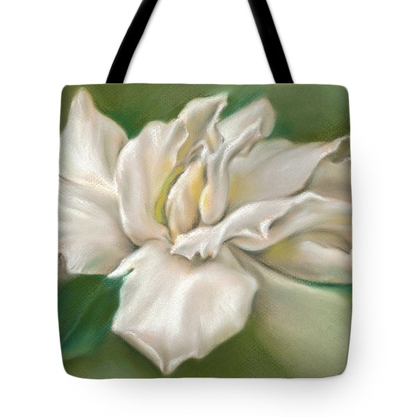 Gentle Gardenia Tote Bag