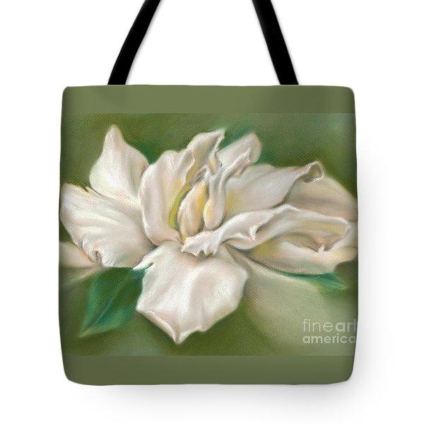 Gentle Gardenia Tote Bag