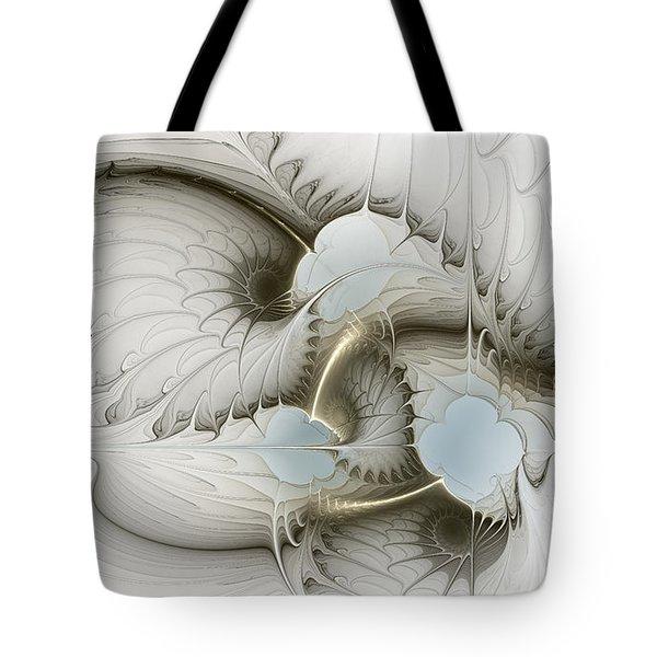 Gentle Hints Tote Bag