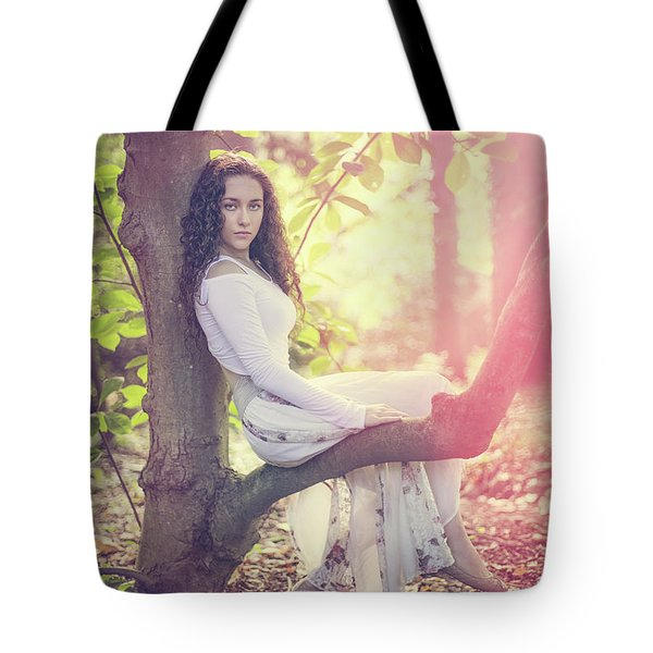 Gentle Hush Of Yesterday Tote Bag