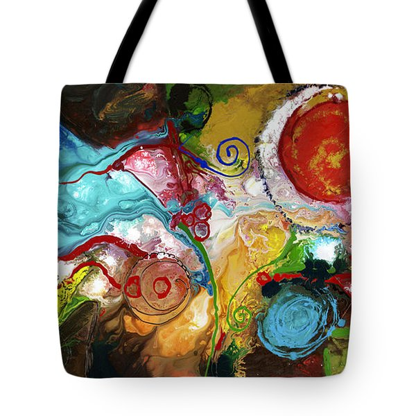 Gentle Persuasion Tote Bag