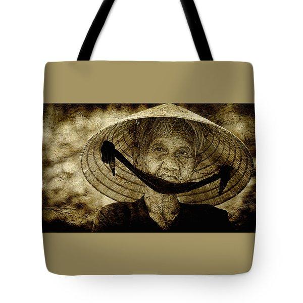 Gentle Soul Tote Bag