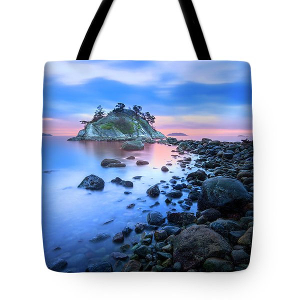 Gentle Sunrise Tote Bag