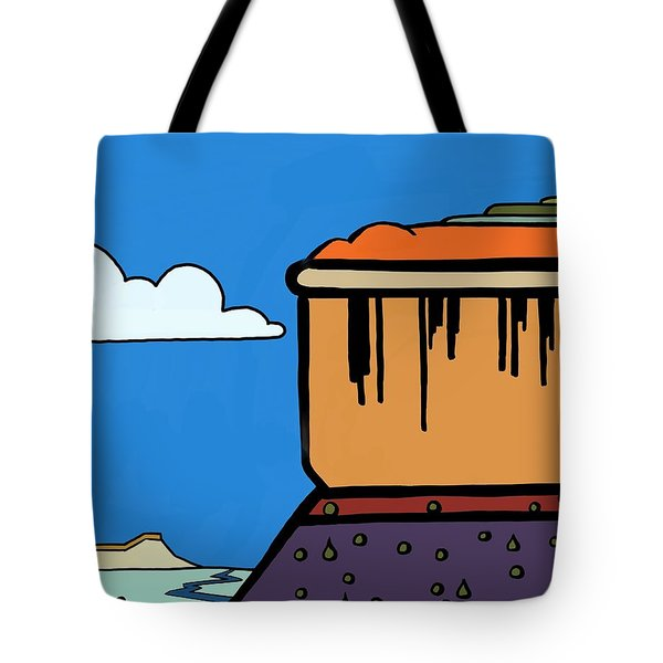 Gently Weeping Tote Bag