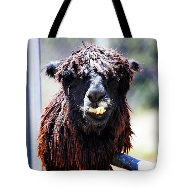 Tote Bag featuring the photograph Geofery by Anthony Jones