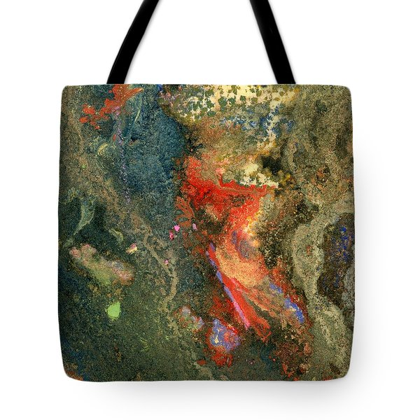 Geology-volcanic Tote Bag