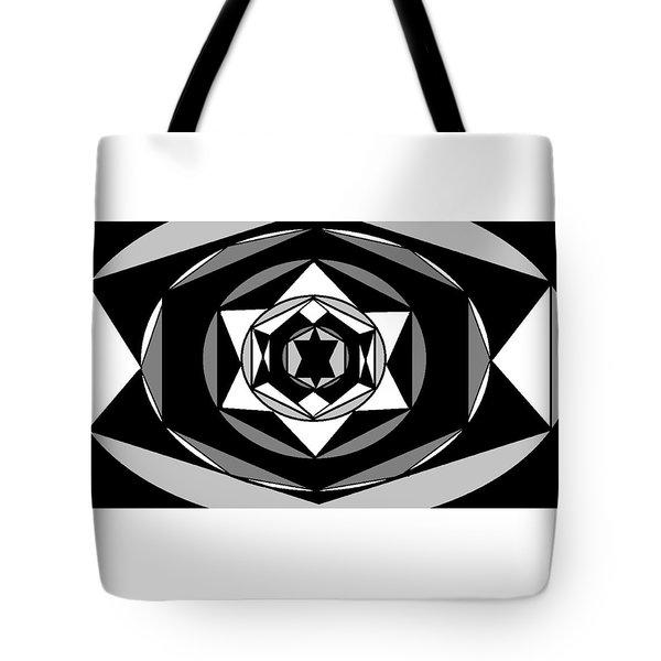 'geometric 1' Tote Bag