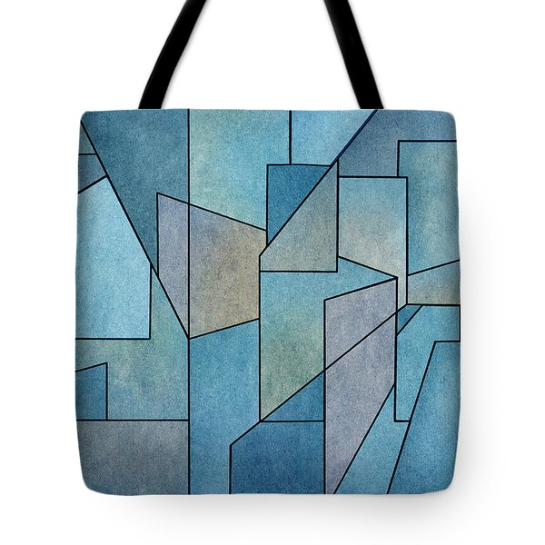 Geometric Abstraction IIi Tote Bag